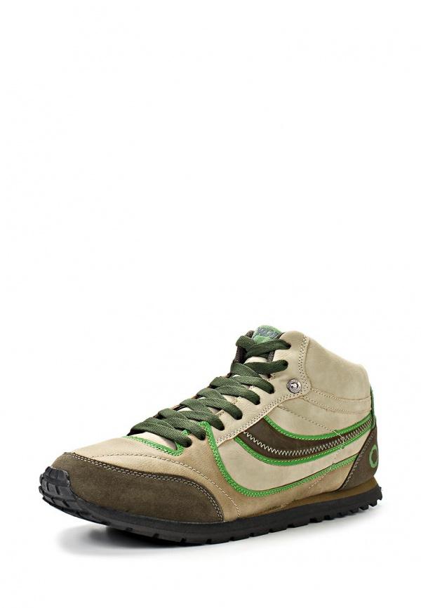 Кроссовки TORDIS 517-02-01-07 бежевые