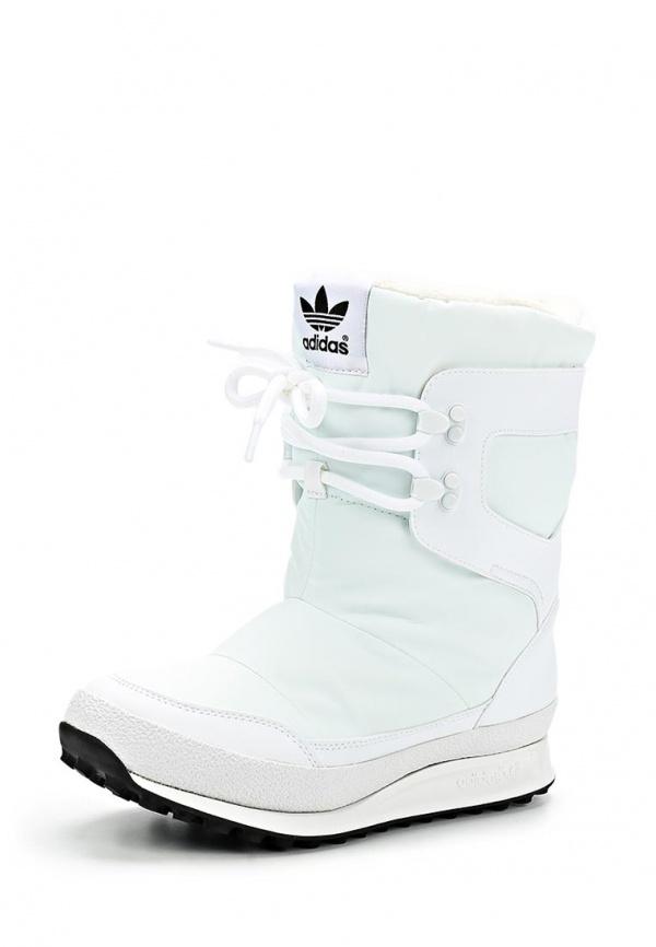 Дутики adidas Originals M21167 белые