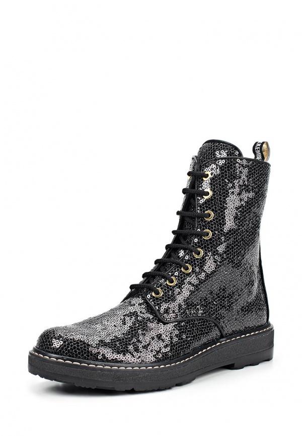 Ботинки Bikkembergs BKE107468 чёрные