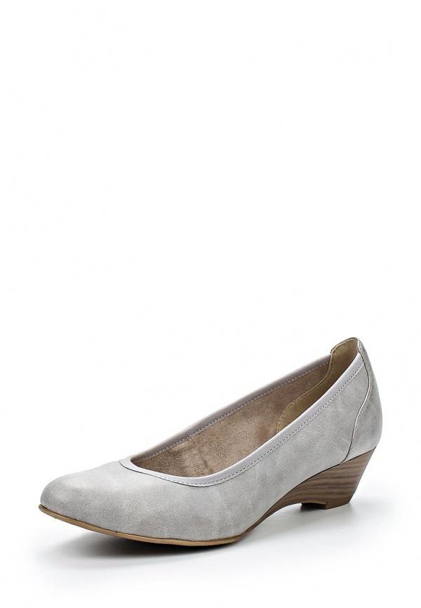 Туфли Tamaris 1-1-22304-24-204 серые