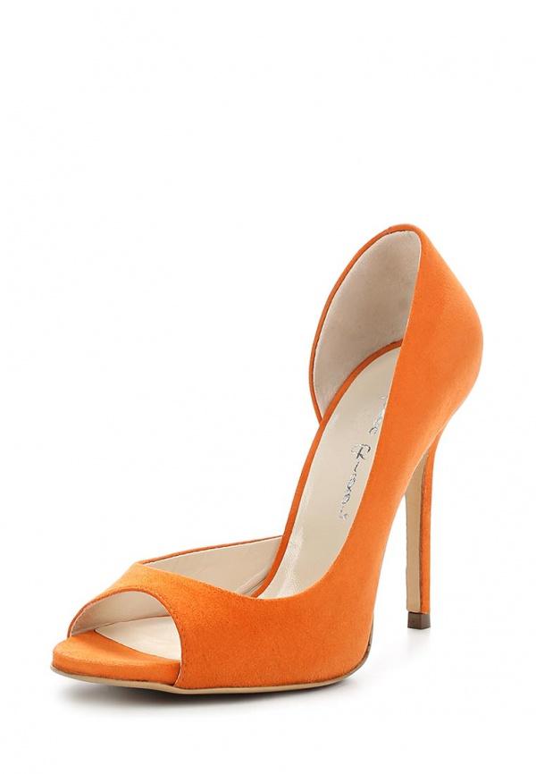 Босоножки Marco Rizzi 26353 оранжевые