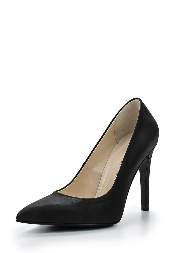 Туфли Marco Rizzi 27953 чёрные