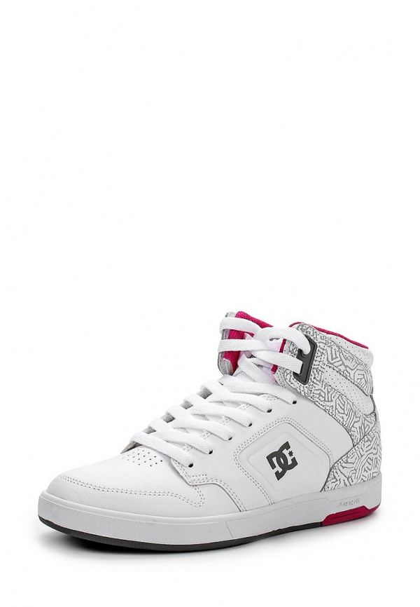 Кеды DC Shoes ADJS100048 белые