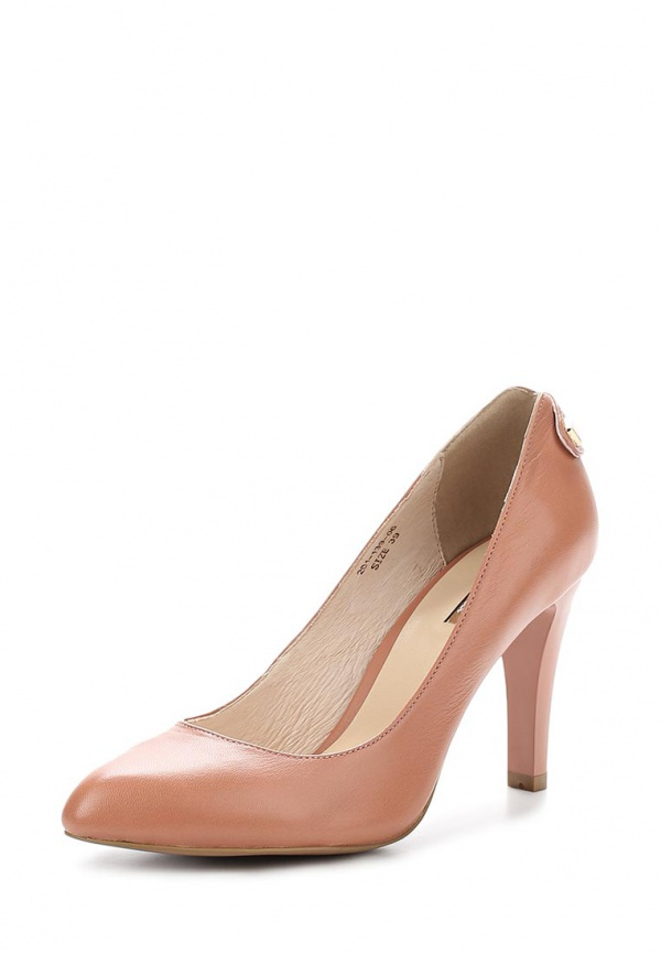 Туфли Dino Ricci 201-139-06 розовые
