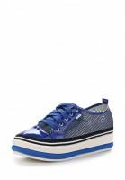 Кеды Dino Ricci Trend 254-05-07 синие
