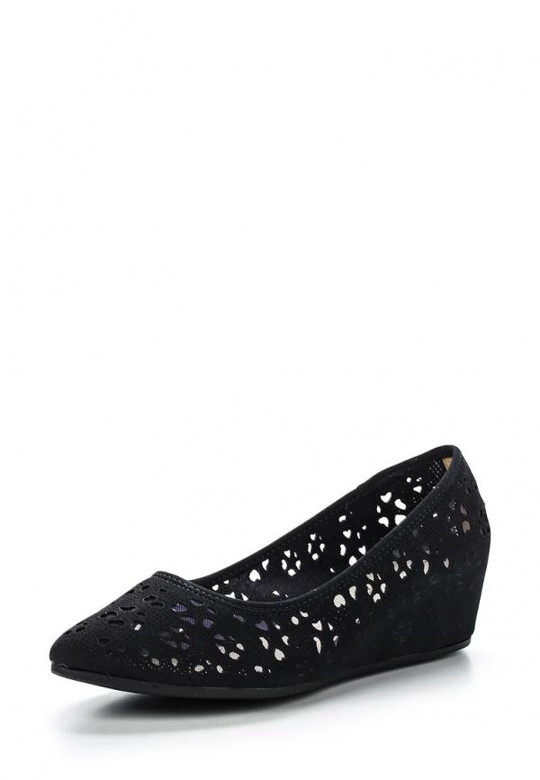 Туфли Keddo 857259/09-02W чёрные