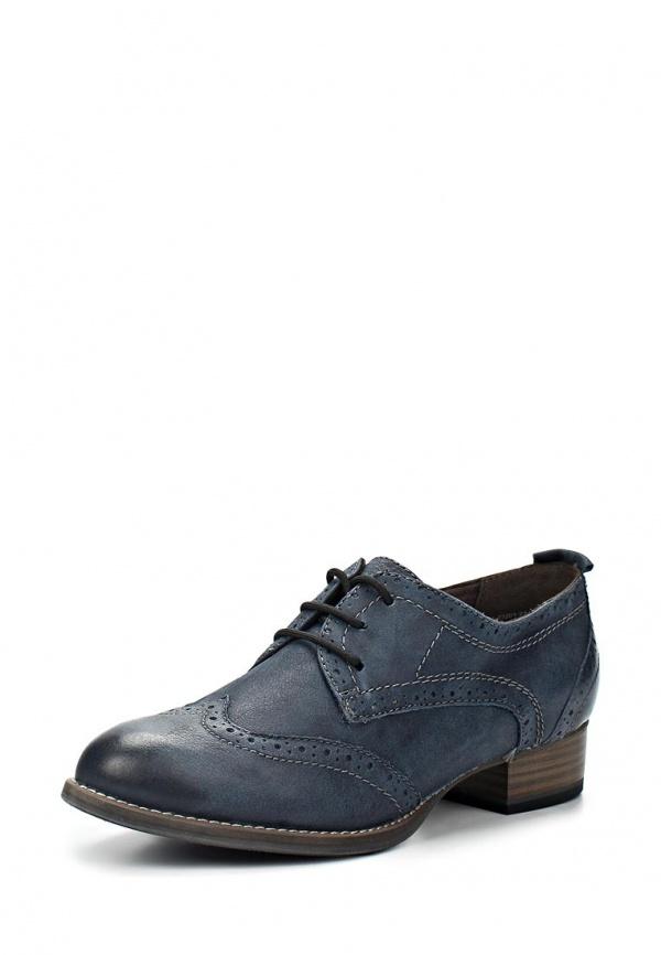 Ботинки Tamaris 1-1-23201-22-805/220 синие