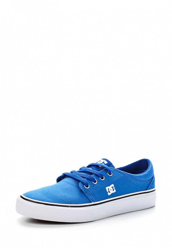 Кеды DC Shoes ADYS300126 голубые