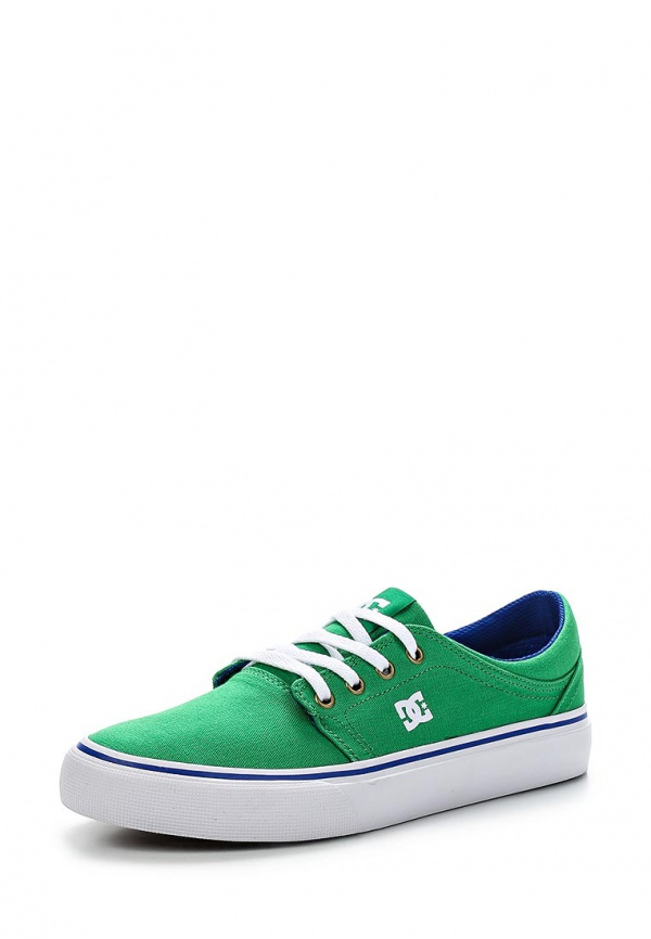 Кеды DC Shoes ADYS300126 зеленые