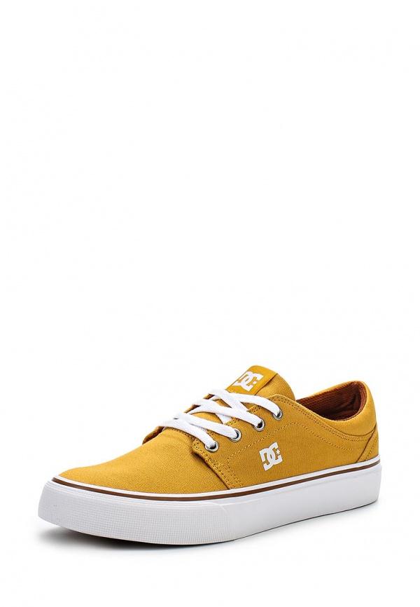 Кеды DC Shoes ADYS300126 горчичный