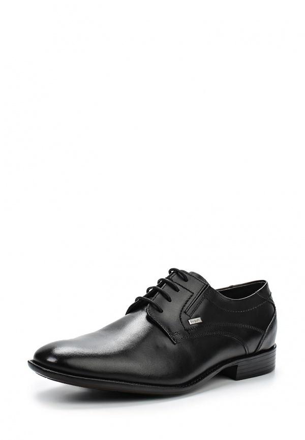 Туфли Bugatti U7105-1 чёрные