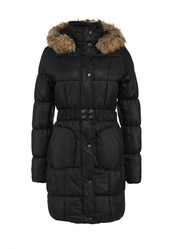 Куртка утепленная Vila 14022373 чёрные