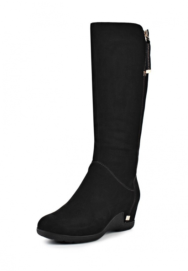 Сапоги Covani WH9798-2-W(M) чёрные