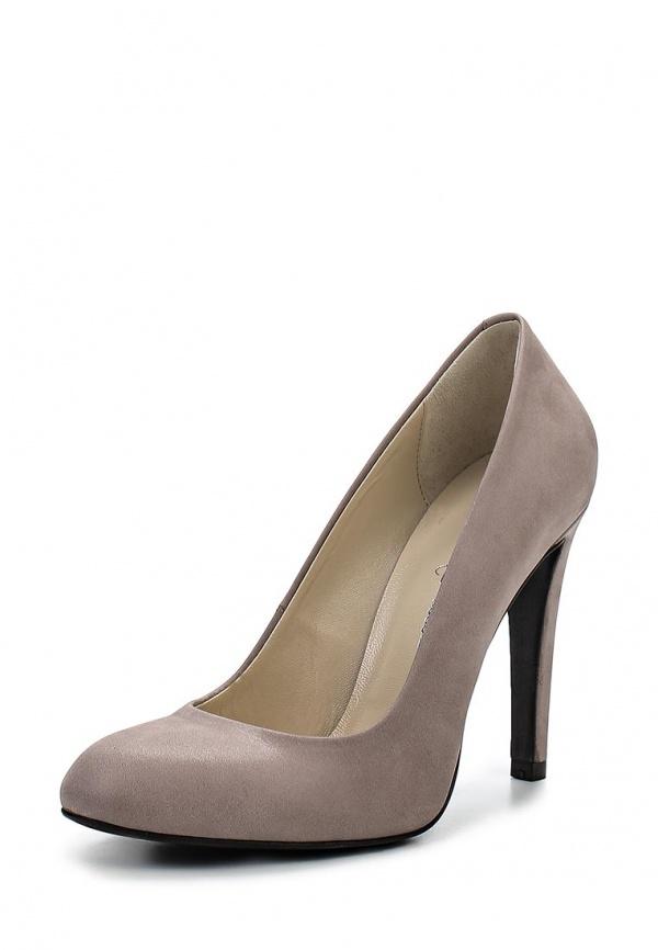 Туфли Marco Rizzi 27306 серые