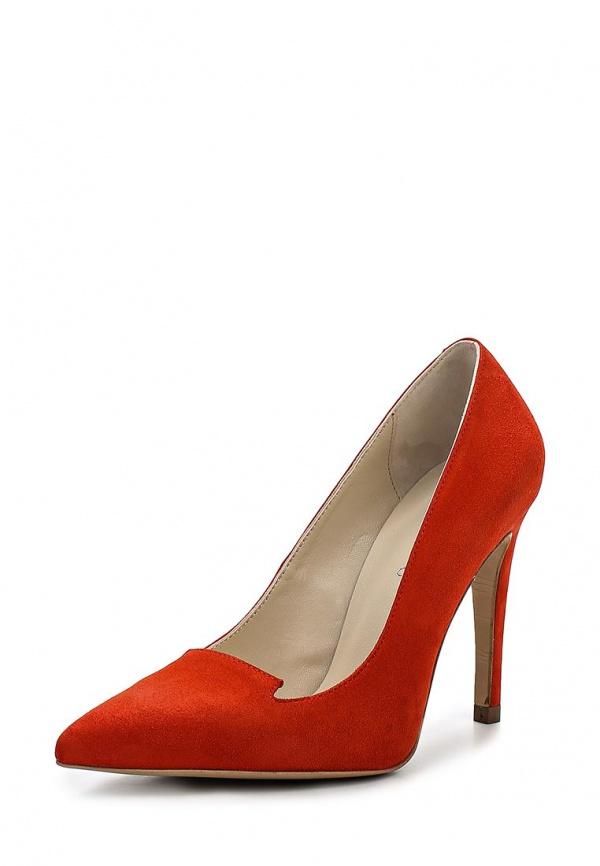 Туфли Marco Rizzi 27951 оранжевые
