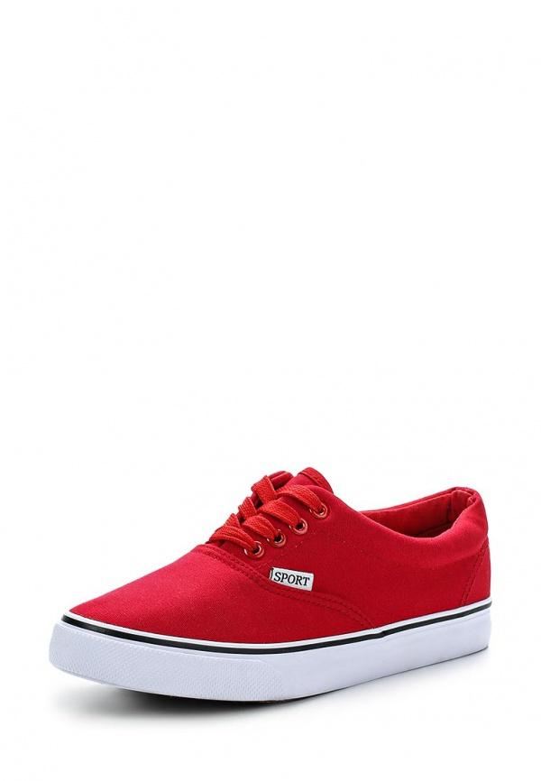 Кеды Max Shoes 10-8 красные