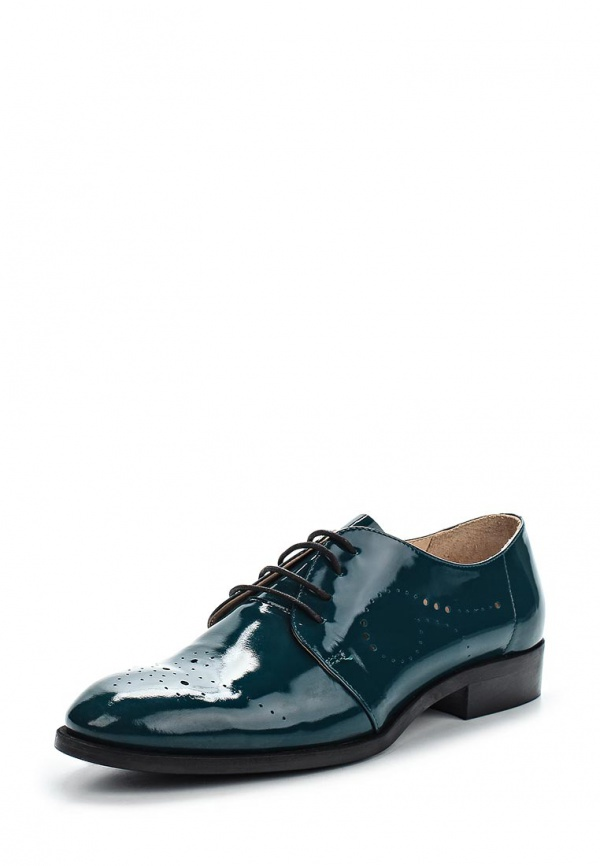 Ботинки Giotto 6112-404-88 зеленые