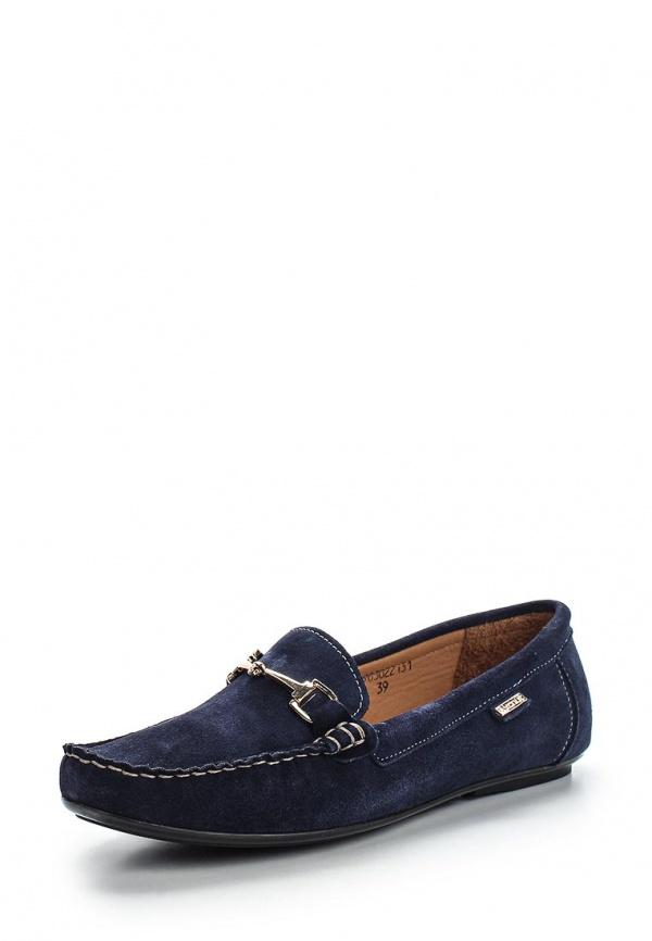 Мокасины Giotto 7498-302-2131 синие