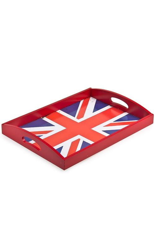 """Подносы Красный куб Поднос """"Британия"""""""