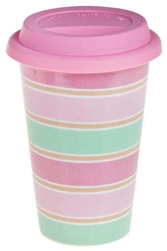 """Термокружки и стаканы для чая/кофе Красный куб Стакан для кофе/чая """"Зефир"""""""