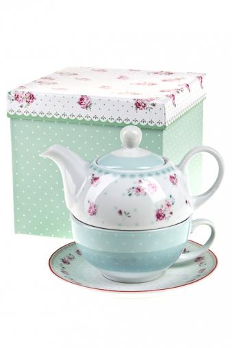 """Чайные наборы Красный куб Набор чайный """"Прованс"""""""