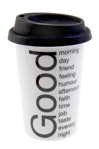 """Термокружки и стаканы для чая/кофе Красный куб Стакан для чая/кофе """"Хороший"""""""