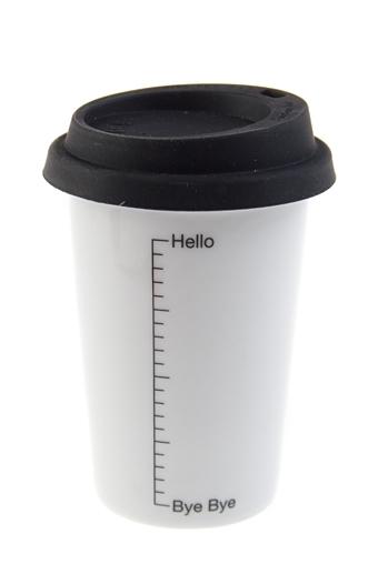 """Термокружки и стаканы для чая/кофе Красный куб Стакан для чая/кофе """"Привет-пока"""""""