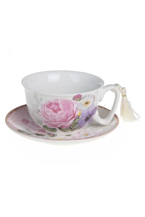 """Чайные пары Красный куб Чайная пара """"Дыхание весны"""""""