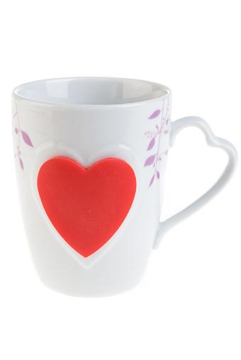 """Кружки и бокалы Красный куб Кружка """"От всего сердца"""""""
