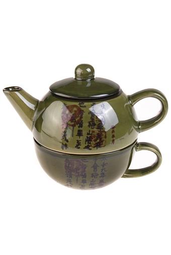 """Чайные наборы Красный куб Набор чайный """"Зелень"""""""