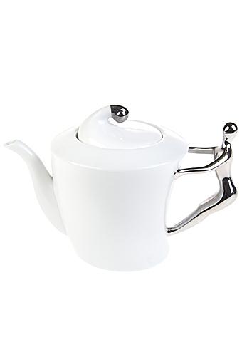 """Чайные наборы Красный куб Чайник заварочный """"Облик"""""""