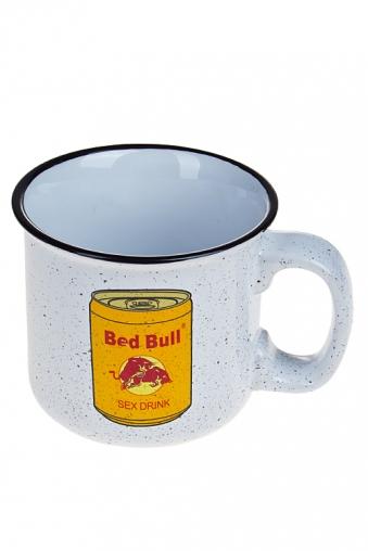 """Кружки и бокалы Красный куб Кружка """"Спец-напиток"""""""