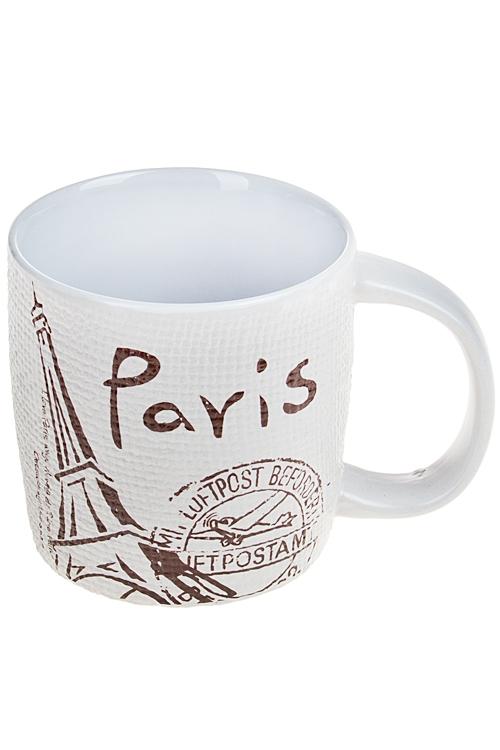"""Сувениры для женщин Красный куб Кружка """"Париж"""""""