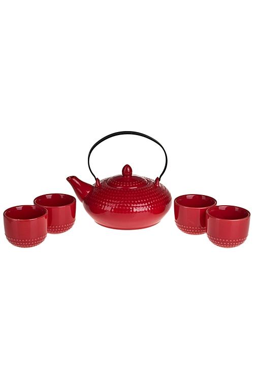 """Чайные наборы Красный куб Набор чайный """"Овал"""""""