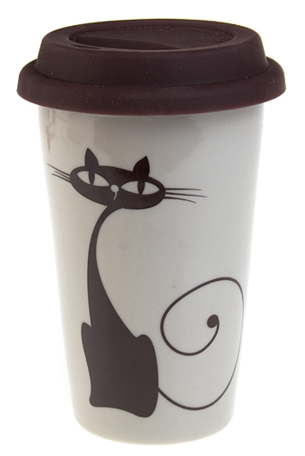 """Термокружки и стаканы для чая/кофе Красный куб Стакан для чая/кофе """"Багира"""""""