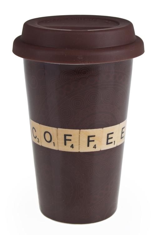"""Термокружки и стаканы для чая/кофе Красный куб Стакан для чая/кофе """"Шоколад"""""""