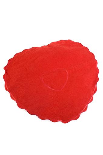 """Наборы для ванной Красный куб Подушка для ванны """"Сердце"""""""