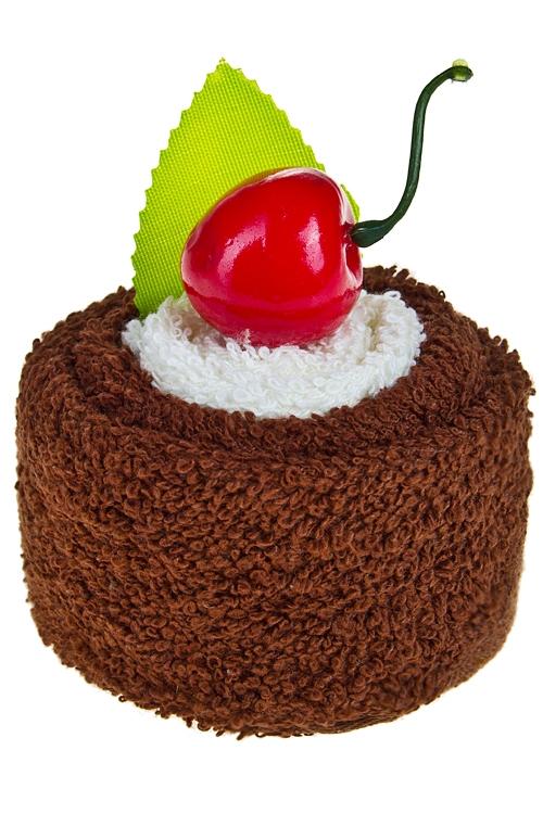 """Наборы для ванной Красный куб Набор подарочный """"Шоколадный торт"""""""