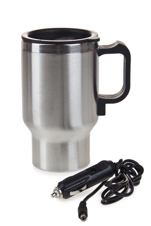 """Термокружки и стаканы для чая/кофе Красный куб Термокружка автомобильная """"Комфорт"""""""