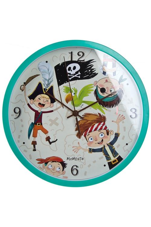 "Часы Настенные Красный куб Часы настенные ""Пираты"""