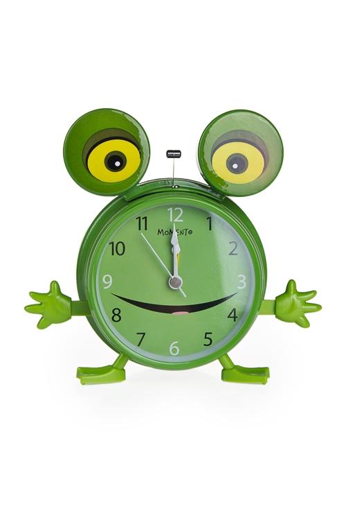 "Часы Настольные Красный куб Часы настольные ""Лягушонок"""