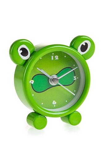 "Часы Настольные Красный куб Часы настольные ""Озорная лягушка"""