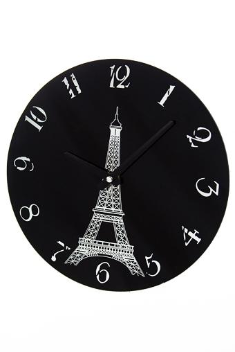 "Часы Настенные Красный куб Часы настенные ""Париж"""