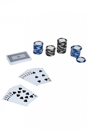 """Настольные игры для детей и взрослых Красный куб Игра настольная развлекательная для взрослых """"Покер"""