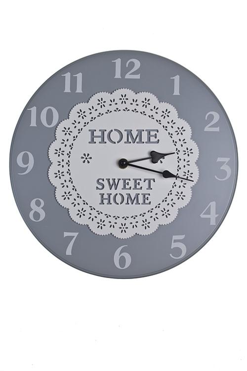 "Часы Настенные Красный куб Часы настенные ""Уютный дом"""