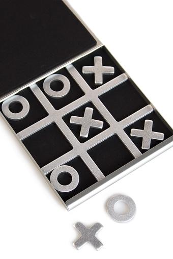 """Настольные игры для детей и взрослых Красный куб Игра настольно-развлекательная """"Крестики-нолики"""""""