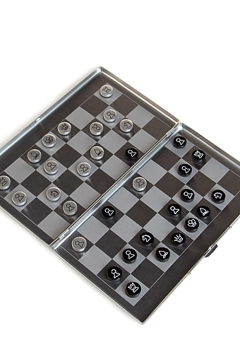 """Настольные игры для детей и взрослых Красный куб Игра настольно-развлекательная """"Шахматы"""""""