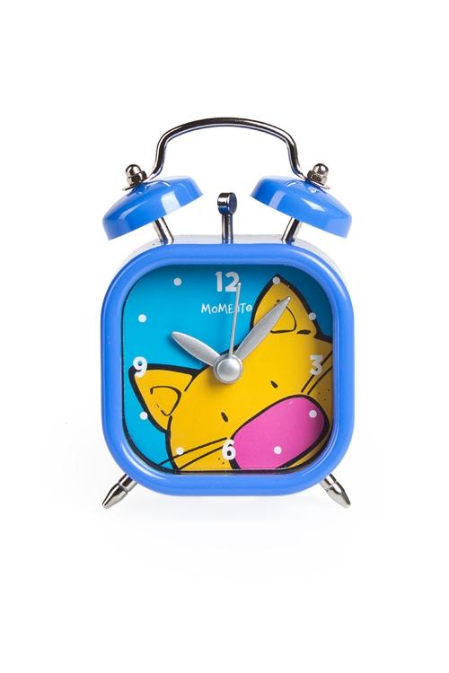 """Часы Настольные Красный куб Часы настольные """"Забавный кот"""""""