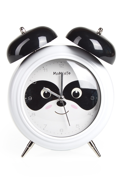 "Часы Настольные Красный куб Часы настольные ""Милая панда"""