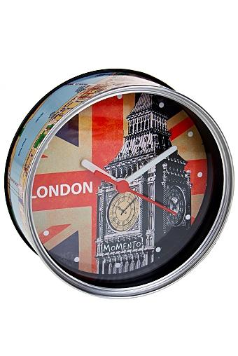 """Часы Настенные Красный куб Часы настольные/настенные """"Лондон"""""""